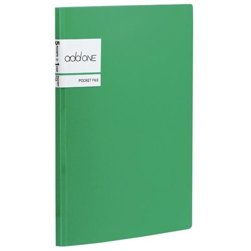 セキセイSEKISEIAD-2655アドワンポケットファイルA55ポケットグリーン