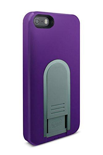 ロジックLogiciPhoneSE(第1世代)4インチ/5s/5用X-GuardスマートフォンケースLG-MA03-0238パープル