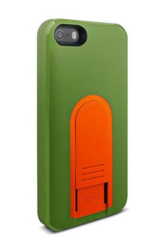 ロジックLogiciPhoneSE(第1世代)4インチ/5s/5用X-GuardスマートフォンケースLG-MA03-0248グリーン