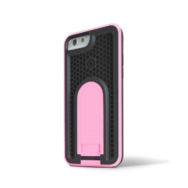 ロジックLogiciPhone6用X-GuardスマートフォンケースLG-MA08-3128ピンク