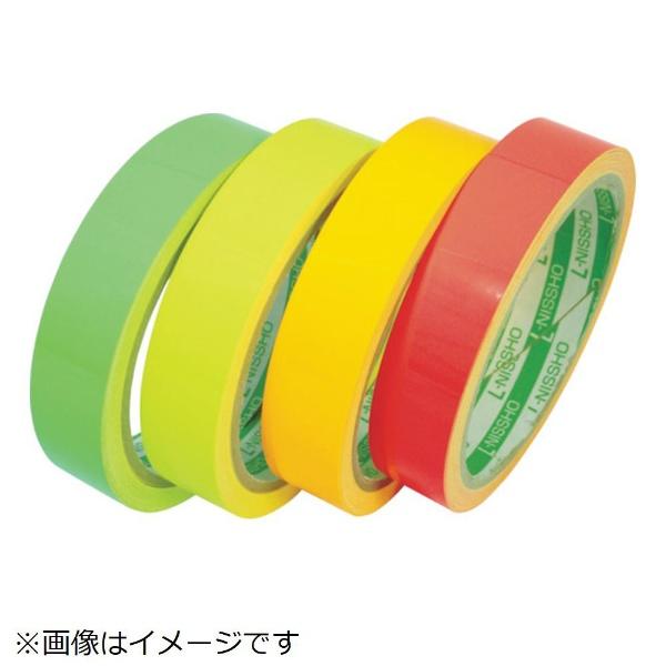 日東エルマテリアルNittoLMaterials日東エルマテ蛍光テープ400mmX5mオレンジ