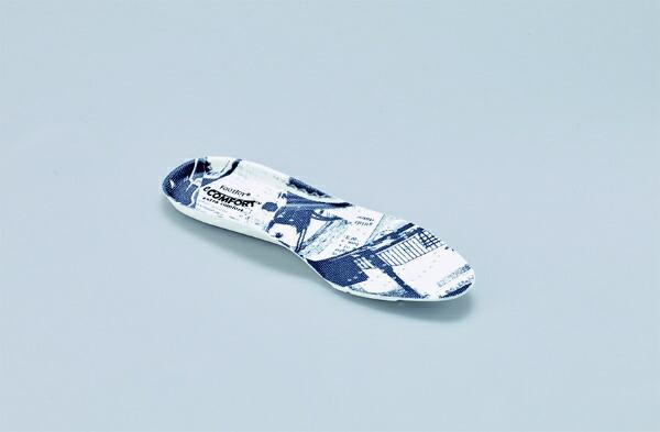 フットジョイFootJoy24.0cm/靴幅:4EレディースゴルフシューズeComfortBoa(ホワイト×ブルー)#98624