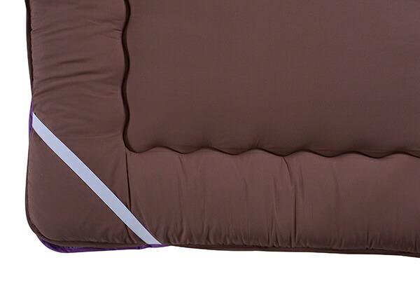東谷AZUMAYA【涼感パッド】ソフトクールベッドパッドシングルサイズ(100×200cm)GLS-595A