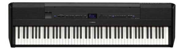 ヤマハYAMAHAP-515B電子ピアノPシリーズブラック[88鍵盤][P515B]