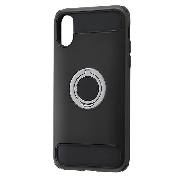レイアウトrayoutiPhoneXS5.8インチ/X用耐衝撃リング付360