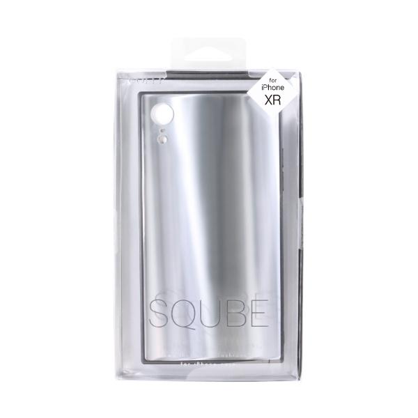 F.S.C.藤本電業iPhoneXR6.1インチ用背面ガラス高光沢ケース