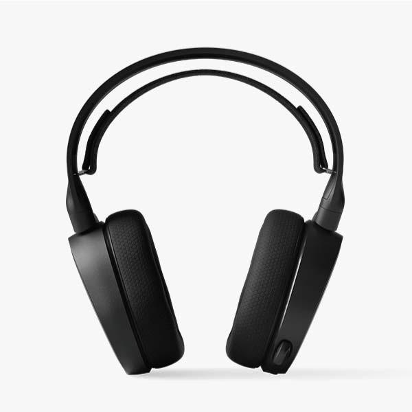 STEELSERIESスティールシリーズ61503有線ゲーミングヘッドセットArctis32019EditionSTEELSERIES(スティールシリーズ)ブラック[φ3.5mmミニプラグ/両耳/ヘッドバンドタイプ][61503]