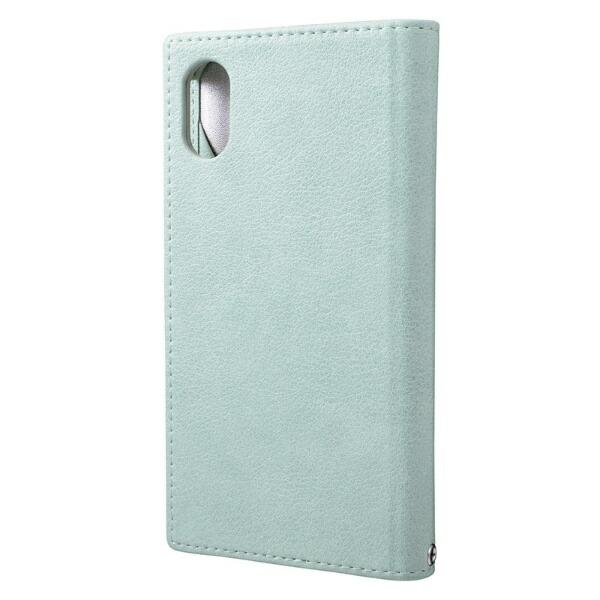 坂本ラヂヲiPhoneXS5.8インチ用ColoPULeatherBook