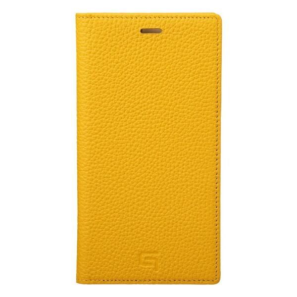 坂本ラヂヲiPhoneXS5.8インチ用Shrunken-CalfLeatherBook