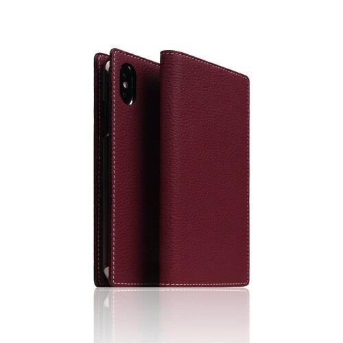 ROAロアiPhoneXS5.8インチ用FullGrainLeatherCase