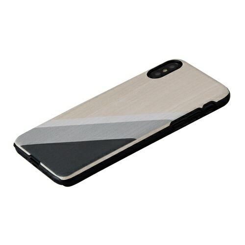 ROAロアiPhoneXS5.8インチ用天然木ケースuv1