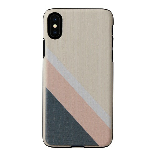 ROAロアiPhoneXS5.8インチ用天然木ケースuv2