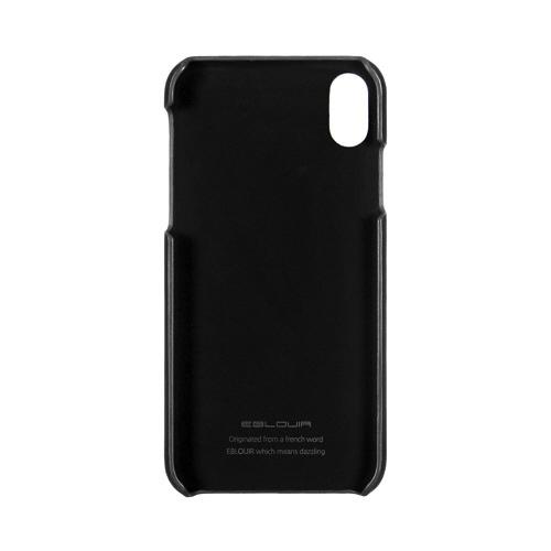 ROAロアiPhoneXS5.8インチ用BackPackBarブラック