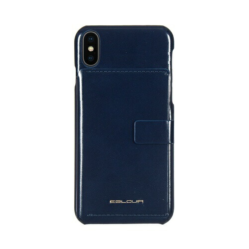 ROAロアiPhoneXS5.8インチ用BackPackBarネイビー