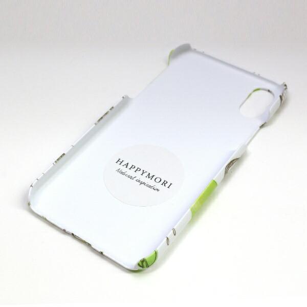 ROAロアiPhoneXS5.8インチ用FrenchCafegreen