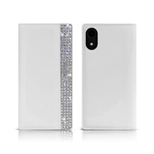 ROAロアiPhoneXR6.1CreamJacketホワイト