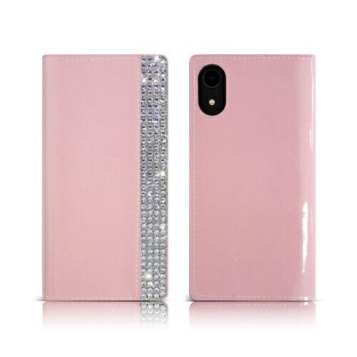 ROAロアiPhoneXR6.1CreamJacketピンク