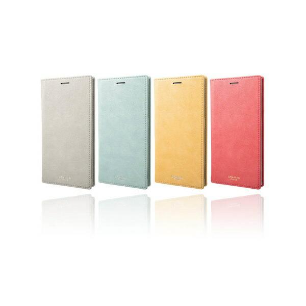 坂本ラヂヲiPhoneXSMax6.5インチ用ColoPULeatherBook