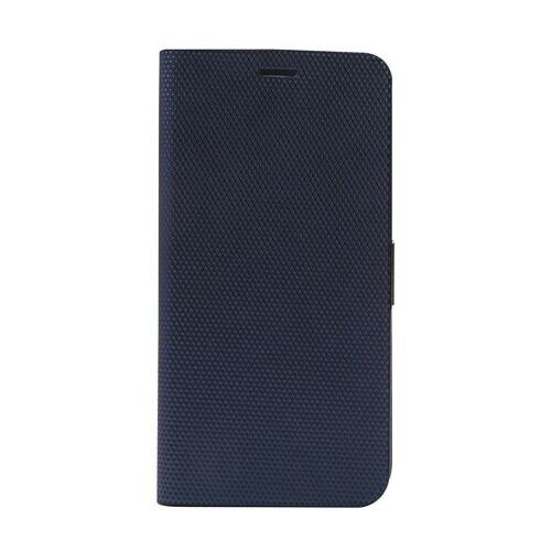 ROAロアiPhoneXSMax6.5インチ用MetallicDiaryネイビー