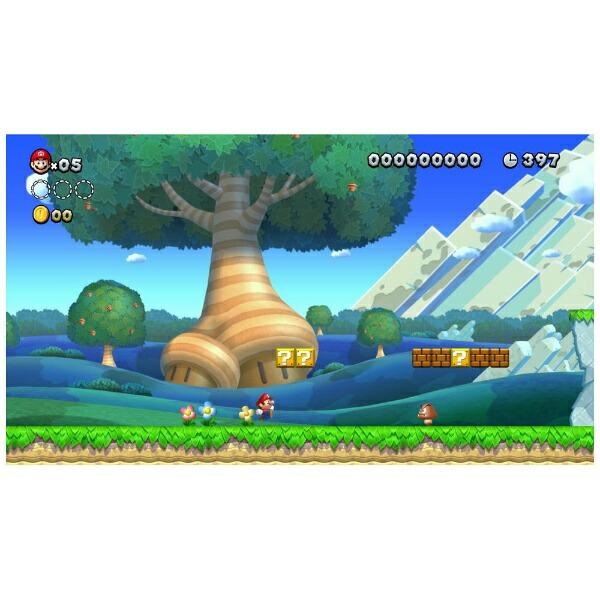 任天堂NintendoNewスーパーマリオブラザーズUデラックス[ニンテンドースイッチソフト]【Switch】