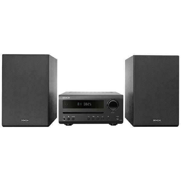 デノンDenonミニコンポデノンDT1K[ワイドFM対応/Bluetooth対応/ハイレゾ対応][CDコンポDT1K]