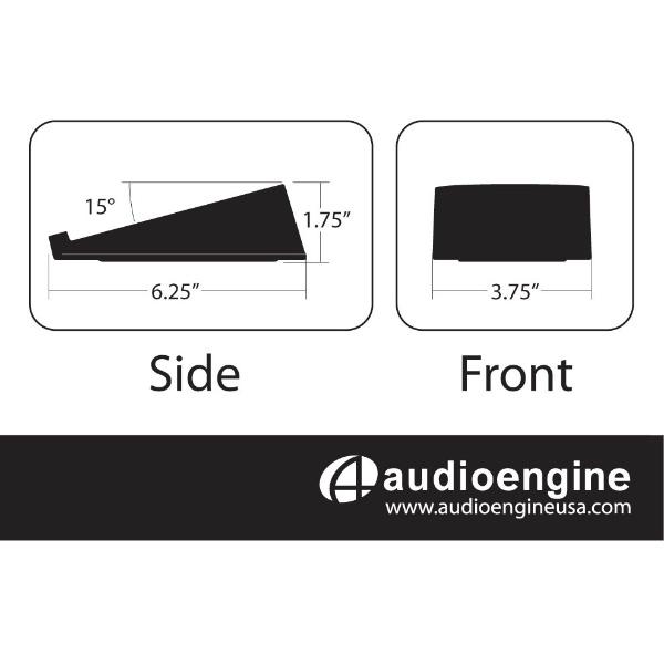 AudioengineオーディオエンジンDS1デスクトップスタンドforA2+/HD3(ペア)DS1/STAND