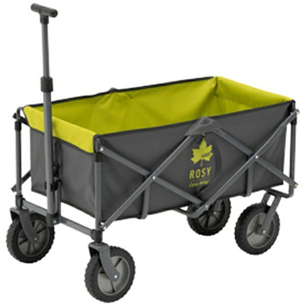 ロゴスLOGOSキャリーカートROSYラゲージキャリー(Grロゴ)84720720【耐荷重100kg】