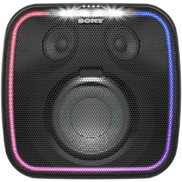 ソニーSONYスマートスピーカーSRS-XB501G[Bluetooth対応/Wi-Fi対応/防滴][SRSXB501G]