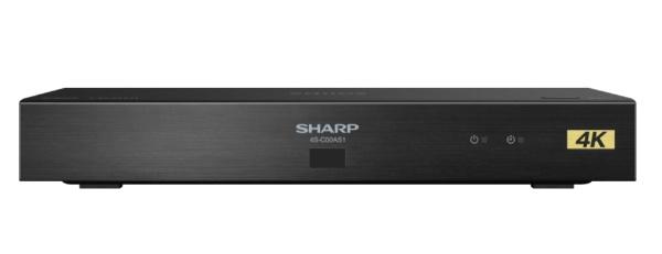 シャープSHARP4S-C00AS14Kチューナー【BS4K・110度CS4Kチューナー搭載】4S-C00AS1[4SC00AS1]