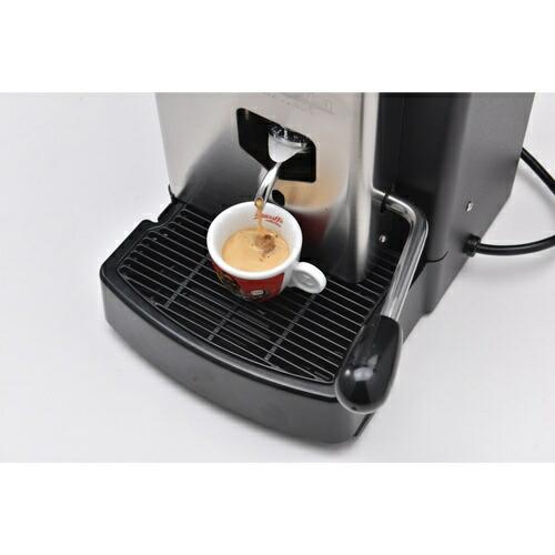 Lucaffeルカフェカフェポッド専用コーヒーマシンセミプロモデルSaraSeriesシルバーSaraClassic[SARA]