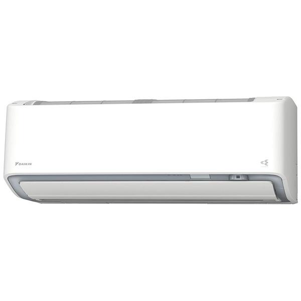 ダイキンDAIKINS56WTDXP-Wエアコン2019年スゴ暖DXシリーズホワイト[おもに18畳用/200V][F56WTDXPW+R56WDXP]【zero_emi】