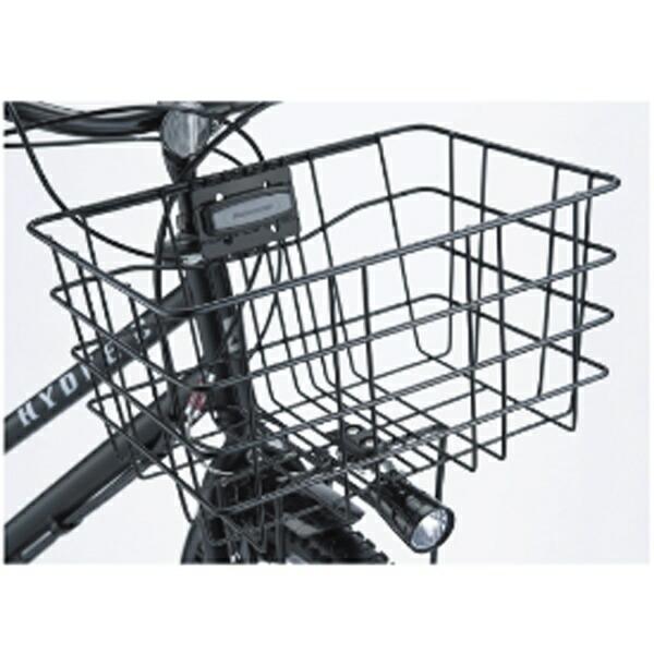 ブリヂストンBRIDGESTONEフロントバスケットHYDEE.II用(ブラック)BK-HDB.CP6522【ご購入前に型番、年代等をご確認ください】