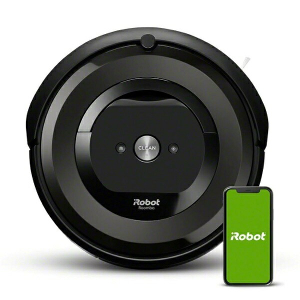 iRobotアイロボット【国内正規品】ロボット掃除機「ルンバ」e5〔Roombaルンバe5e515060〕【point_rb】