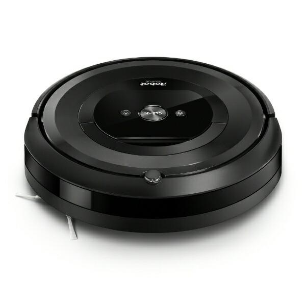 iRobotアイロボット【国内正規品】ロボット掃除機「ルンバ」e5ブラック[Roombae5e515060お掃除ロボット]