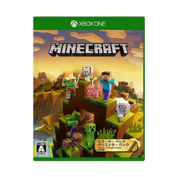 マイクロソフトMicrosoftMinecraftマスターコレクション【XboxOne】