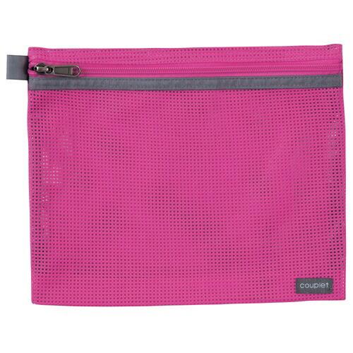 セキセイSEKISEICP-3355クプレメッシュケースM(A5)ピンク