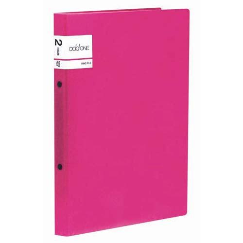 セキセイSEKISEIAD-2225アドワンリングファイルA4-Sピンク