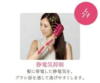 コイズミKOIZUMIKBE-2812-PヘアブラシRESETBRUSH(リセットブラシ)ピンク【rb_beauty_cpn】
