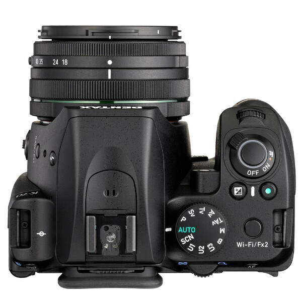 リコーRICOHPENTAXK-70デジタル一眼レフカメラ18-50REキットブラック[ズームレンズ][K701850REキットBK]