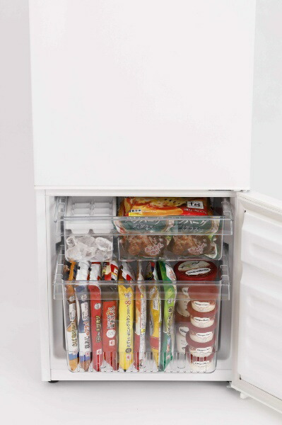 ツインバードTWINBIRD冷蔵庫小型一人暮らし《基本設置料金セット》HR-E911W冷蔵庫HRシリーズホワイト[2ドア/右開きタイプ/110L][冷蔵庫小型一人暮らし新生活新品設置HRE911W]