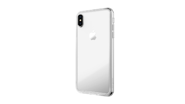ABSOLUTETECHNOLOGYアブソルートLINKASEAIRwithGorillaGlassforiPhoneXSMax(側面TPU:クリア)ATAIRIPXSM/CL
