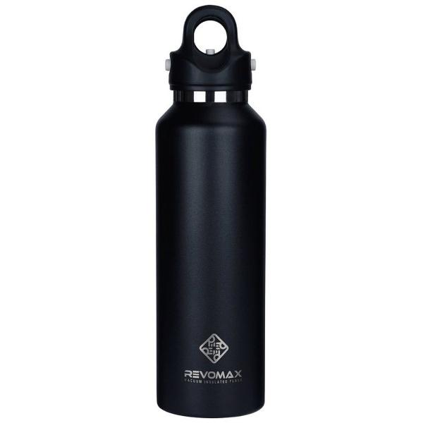 REVOMAXレボマックス真空断熱ボトル592mlREVOMAX2ONYXBLACK(オニキスブラック)DWF-20419B[DWF20419B]
