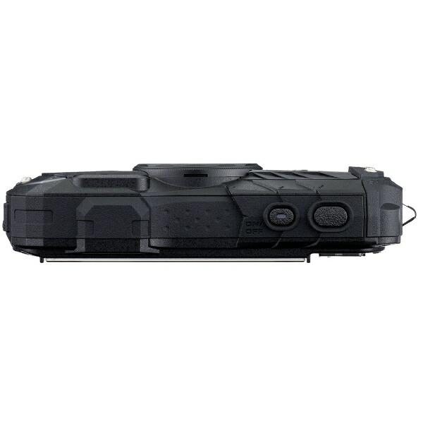 リコーRICOH防水コンパクトデジタルカメラRICOHWG-60(ブラック)WG-60ブラック[防水+防塵+耐衝撃][WG60BK]