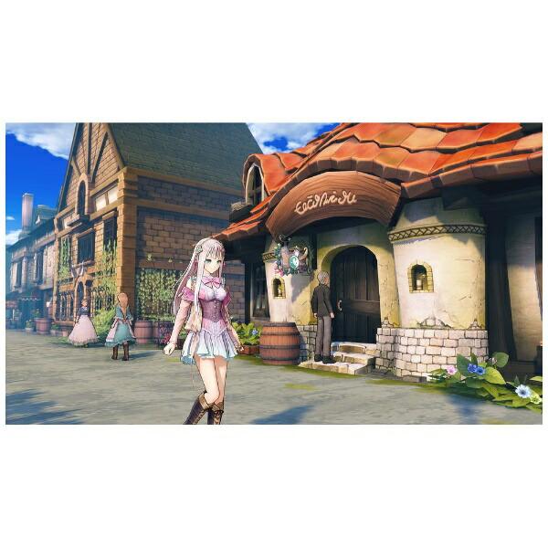 コーエーテクモゲームスKOEIルルアのアトリエ〜アーランドの錬金術士4〜プレミアムボックス【PS4】
