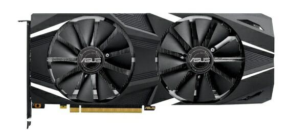 ASUSエイスースグラフィックボードDUAL-RTX2070-O8G[8GB/GeForceシリーズ]