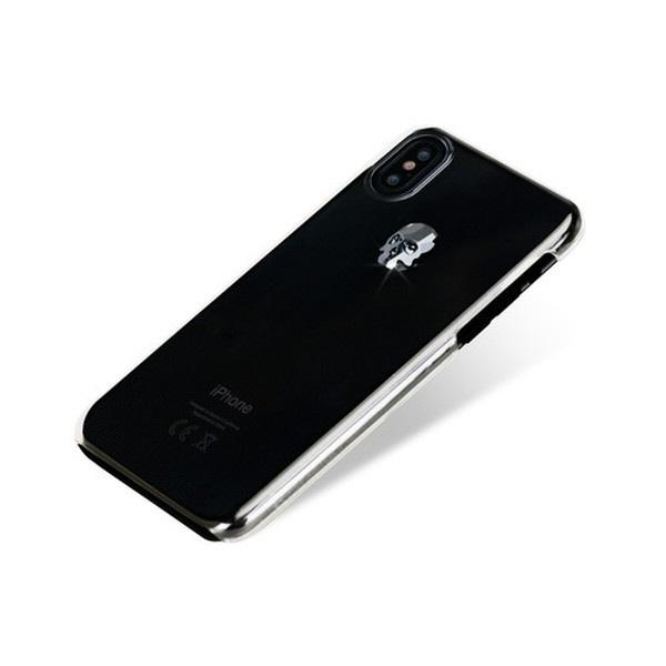 BlingMyThingブリングマイシングiPhoneXS対応TreasureClearBMI9SCSPCTCHSHEMATITESKULL