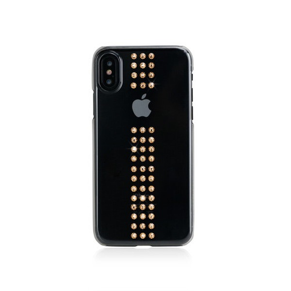 BlingMyThingブリングマイシングiPhoneXS対応StripeClearBMI9SCSPCSRGDGOLD
