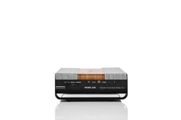 TivoliAudioチボリオーディオWiFiスピーカーウォールナット/グレーARTSUB1815JP[Wi-Fi対応][ARTSUB1815JP]
