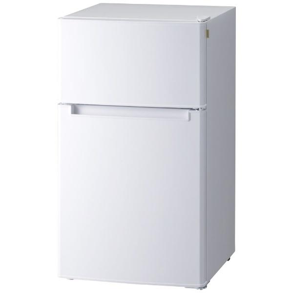 TAGlabelbyamadanaタグレーベルバイアマダナ【ビックカメラグループオリジナル】AT-RF85B-WH冷蔵庫ホワイト[2ドア/右開きタイプ/85L][小型冷蔵庫静音ATRF85B省エネ家電]【point_rb】