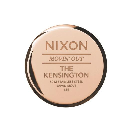 NIXONニクソンケンジントン(THEKENSINGTON)A099897オールローズゴールド[並行輸入品]